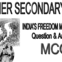 india's freedom movement