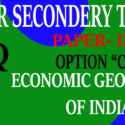 economic geography of india