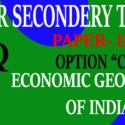economic geography of india